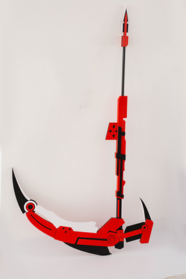 taobao agent RWBY Little Red Riding Hood Ruby Sickle Crescent Rose Crescent Rose cos props