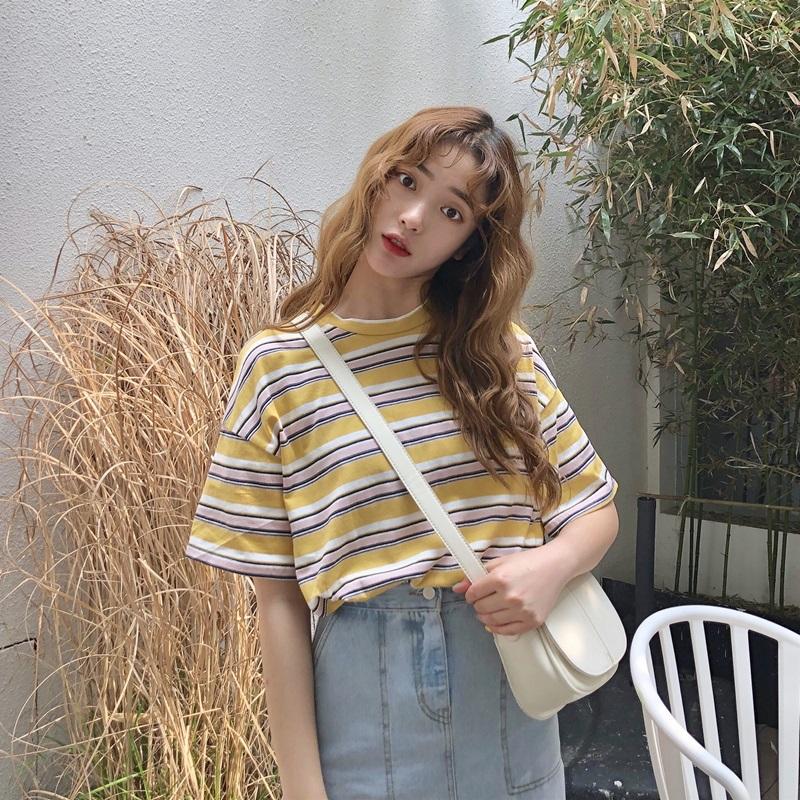 夏季2019ins爆款短袖T恤