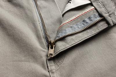 GOSIR nặng gia súc hàng hóa Mỹ gốc new cao cấp tùy chỉnh rửa sạch của nam giới thường hoang dã chín quần thủy triều Crop Jeans