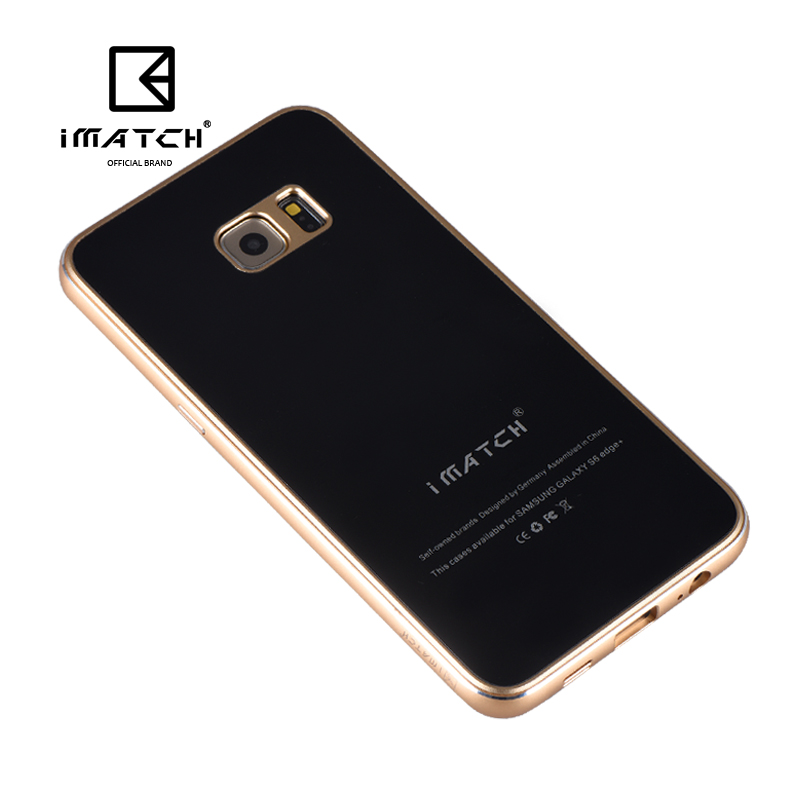 iMatch Aviation Aluminum Alloy Metal Bumper Tempered Glass Back Cover Case for Samsung Galaxy Note 5 N9200