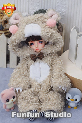 taobao agent Spot BJD doll clothes Xiong Jiji SD6 points 4 points 3 points MDD giant baby DZMYOU DL DK three-color