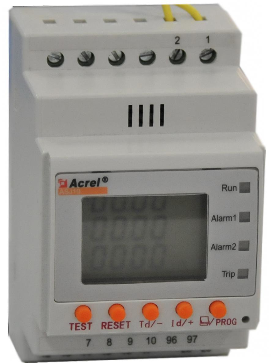安科瑞ASJ10-F系列数字式频率继电器
