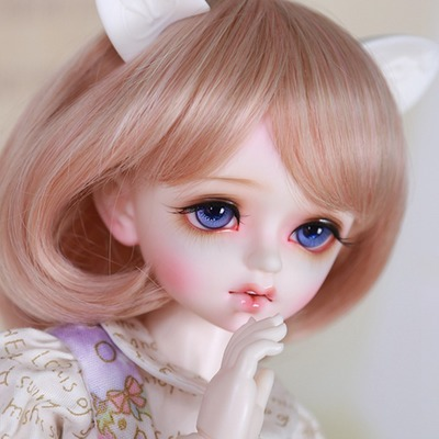 taobao agent 【Kaka】Free shipping + gift package【Painting Society】 1/4 BJD SD doll giant baby youle girl