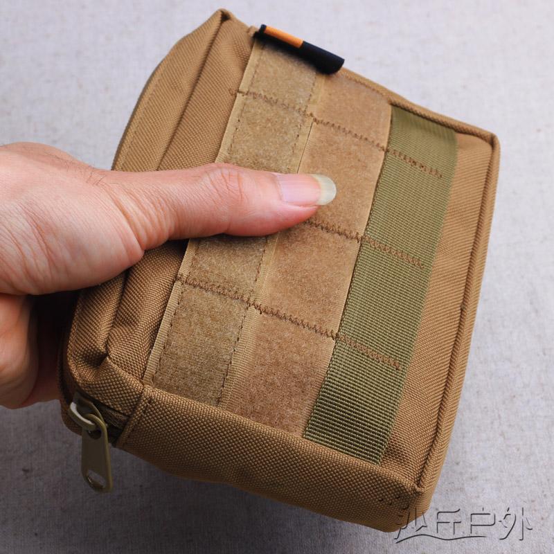 Ngoài trời đồ lặt vặt túi túi chiến thuật phụ kiện túi molle hệ thống sub túi leo núi túi nhỏ lưu trữ túi phụ kiện túi