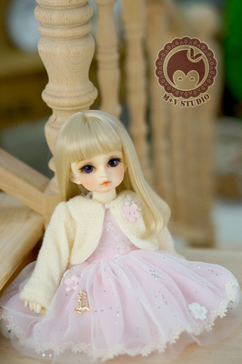 taobao agent 【Meow House】New product princess spot BJD doll area dress 6 points YOSD 1/6BJD baby clothes