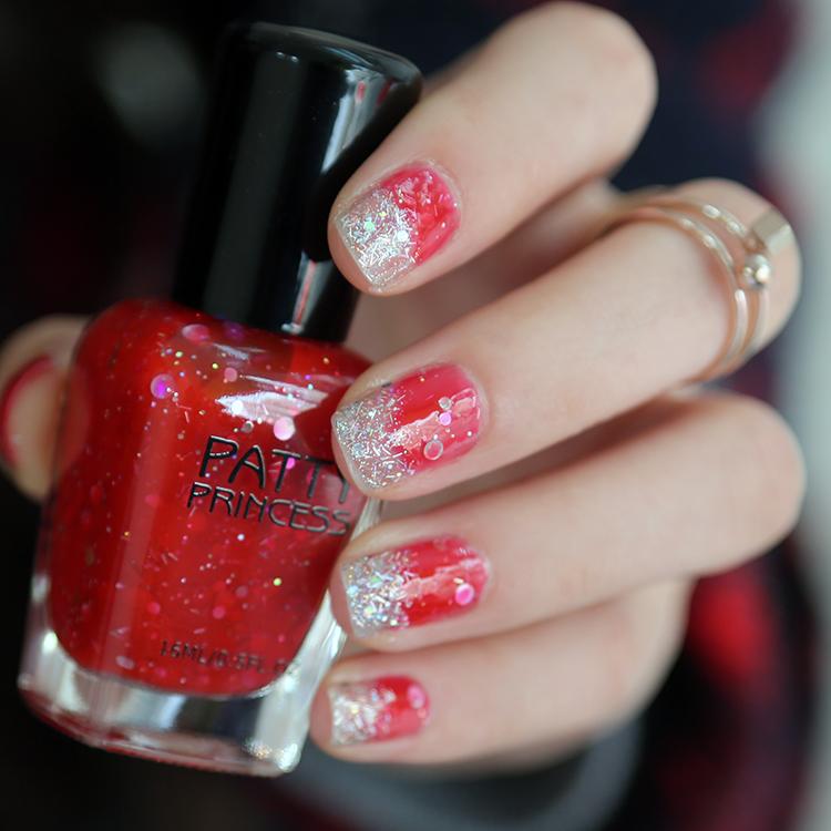Ưu đãi đặc biệt! Patty tearable nước nail polish nail sản phẩm có thể được bóc ra an toàn và tasteless