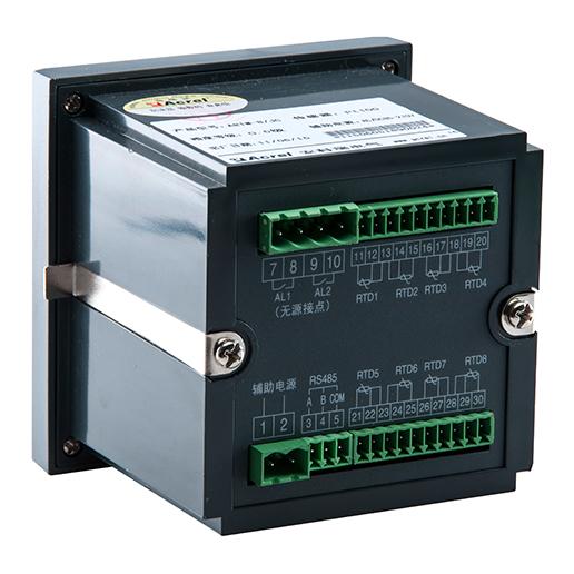安科瑞ARTM-1/JC温度巡检测控仪1路温度测控2路继电器输出