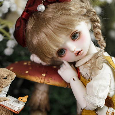 taobao agent 【Painting Society】Original bjd big 6 points 6 points special body girl ~Moti(Morty)~ Bjd doll