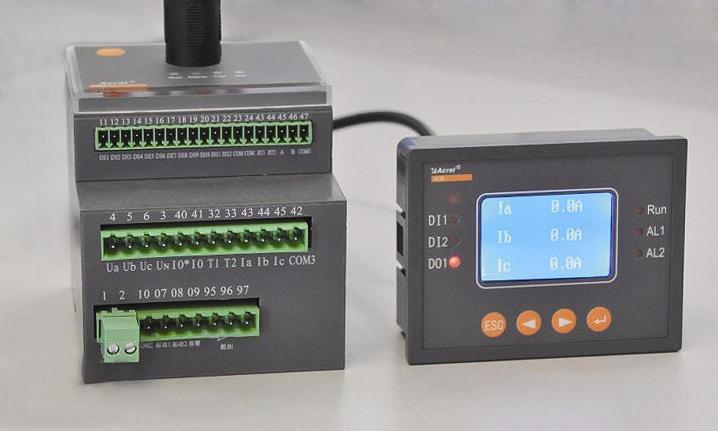 安科瑞厂家直销ACM3-32/KM+90L 配电线路过负荷监控装置 谐波检测