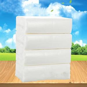 【600张】厨房用纸吸油纸擦手纸厨房纸巾加厚酒店擦手纸整箱