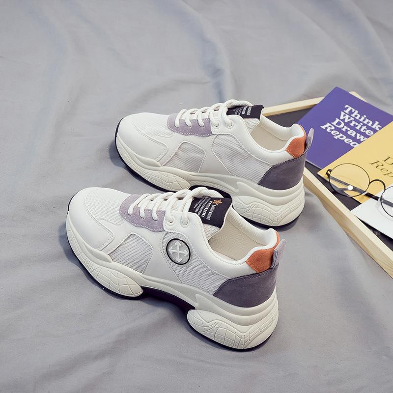 老爹鞋子新款运动秋款ins潮百搭2019小白鞋冬季休闲老爹鞋冬