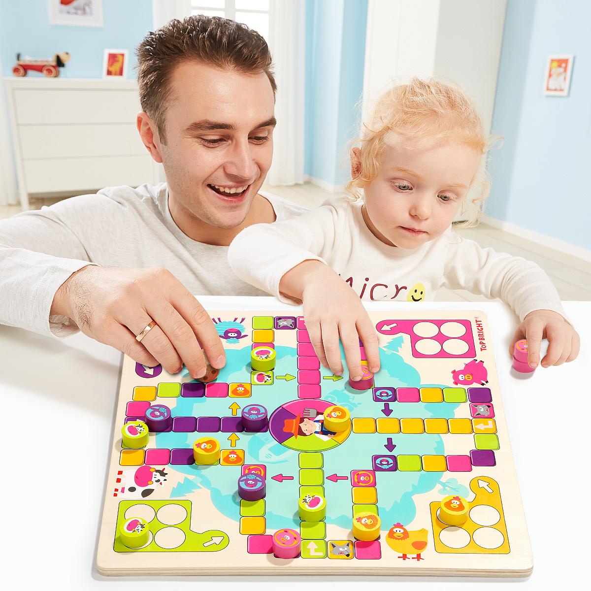 Mẫu giáo câu đố cờ vua đồ chơi cậu bé 3-6-10 tuổi trẻ em bay cờ vua cha mẹ và con trò chơi máy tính để bàn cờ vua học sinh tiểu học