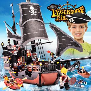 兼容乐高加勒比海盗船系列