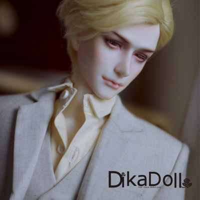taobao agent Uncle dikadoll DK70cm Floyer Floyer suit style official authentic BJD male baby