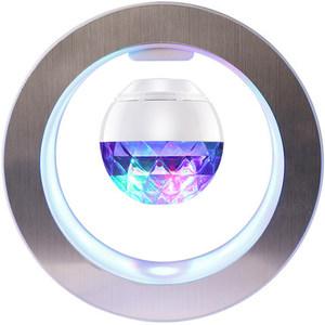 Wblue / Xanh WB46-B1 Wei không dây điện thoại nhà âm thanh gốc levitation ánh sáng đầy màu sắc XiaoGangBao