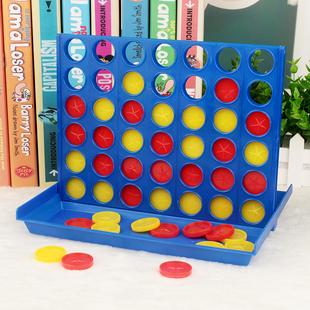 2-3-6岁幼儿园儿童立体四连棋五子棋
