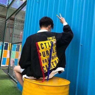 2018 mùa thu áo khoác nam mới của Hàn Quốc người đàn ông giản dị của sinh viên đồng phục bóng chày mùa xuân và mùa hè xu hướng hoang dã quần áo Áo khoác