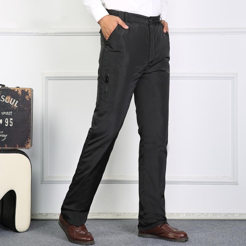 Trung và cao eo của người đàn ông xuống quần mặc ấm xây dựng trang web để làm cho người đàn ông già hoang dã mỏng siêu dài phần mỏng phần leo