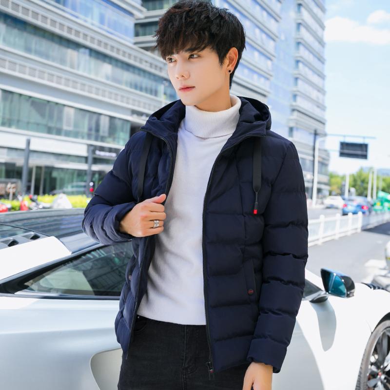 2018新款冬季男士棉衣韩版冬装潮流棉服加厚短款羽绒棉袄学生外套