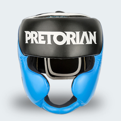 Authentic PRETORIAN Senior Adult Boxing Hood Thai Boxing Helmets Training Hoods