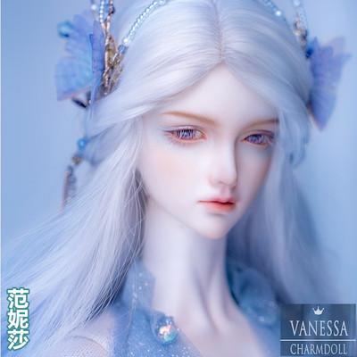 taobao agent CharmDoll-1/3BJD female doll SD3 points 66CM big girl Vanessa vanessa (15% off free shipping)
