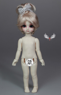 taobao agent [Ghost Qi human type] 1/6 baby with double joints whole body (YOSD size)