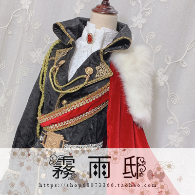 taobao agent ◆Become a princess one day ◆Claude COSPLAY costume