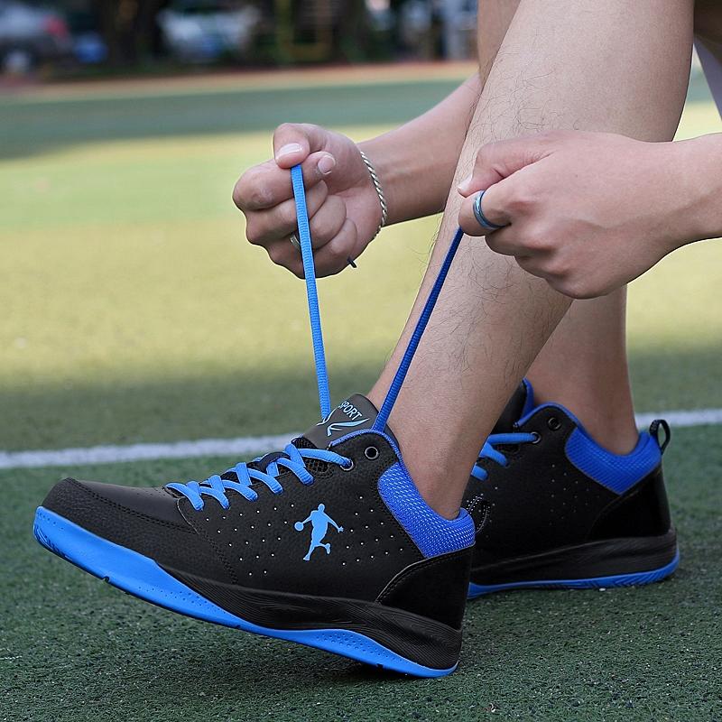 Mùa hè giày bóng rổ nam cao-slip chịu mài mòn breathable khởi động thanh niên sinh viên giày thể thao trẻ em giày trẻ em lớn của giày